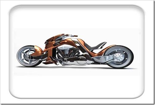 motos futuristas.