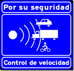 seguridad vial radar