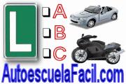 AutoescuelaFacil test conducir Android