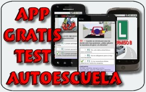 APP gratis movil android test autoescuela permiso conducir